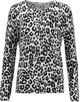 Joie Feronia intarsia cashmere sweater