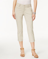 Style&Co. Style & Co Slim-Leg Capri Pants, Created for Macy's