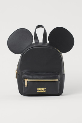 H&M Appliqued Mini Backpack