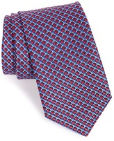 John W. Nordstrom Geometric Silk Tie