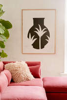 Urban Outfitters Samantha Totty Palm Pot Print