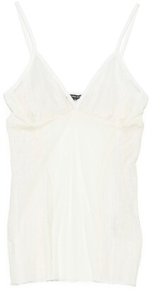 Ann Demeulemeester Lace Camisole
