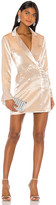 Amanda Uprichard X REVOLVE Velvet Allix Blazer Dress