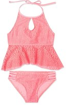 Gossip Girl Girl's Two-Piece Tankini Swimsuit