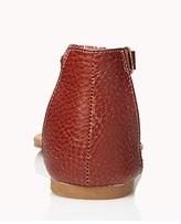 Forever 21 Tasseled Thong Sandals