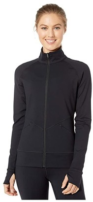 Lole Essential Up Jacket (Black) Women's Coat