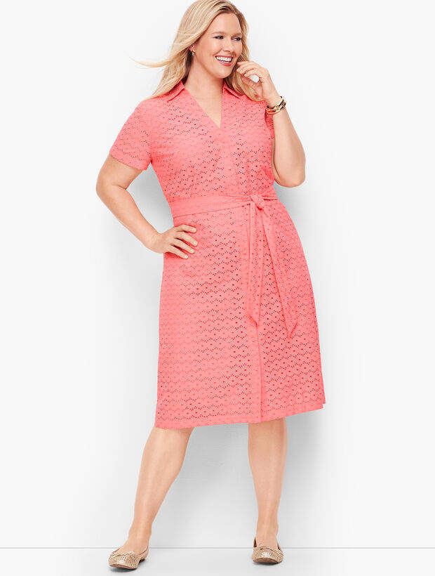 Plus Size Coral Dresses - ShopStyle