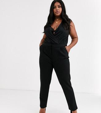 Unique21 Hero tailored premium ponte trousers