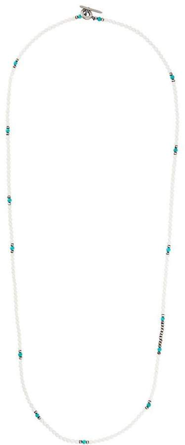 M. Cohen beaded necklace