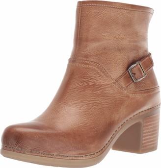 Dansko Women's Hayley Tan Boot 11.5-12 M US