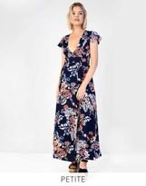 Glamorous Petite Printed Maxi Dress