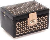 Wolf Chloe Black Jewellery Box - Small