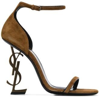 Saint Laurent Opyum 110mm sandals