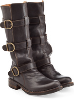 Fiorentini+Baker Fiorentini & Baker Eternity 7040 Buckled Leather Boots