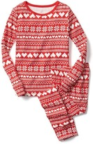 Gap Fair isle sleep set