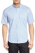 Tailorbyrd Men's Big & Tall Karoo Plaid Sport Shirt