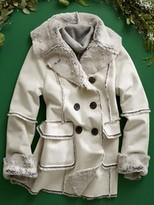 Pendleton Diana Faux Shearling Coat