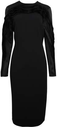 Jason Wu Collection Ruffled Sheath Dress