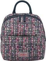 Cath Kidston Woven Tweed Smart Zipped Backpack