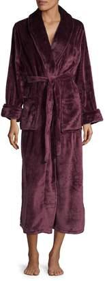Elysian Long Plush Robe