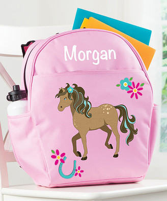 Personalized Planet Backpacks - Happy Horse Personalized Backpack
