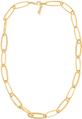 Rosantica Louise Necklace in Gold | FWRD