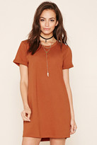 Forever 21 Cuffed T-Shirt Dress