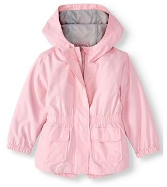 Wonder Nation Toddler Girl Lightweight Jacket