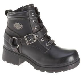 Harley-Davidson Women's Tegan Lug Sole Boot Women's Shoes