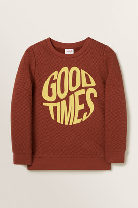 Seed Heritage Good Times Windcheater