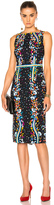 Peter Pilotto Stretch Viscose Kia Dress