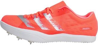 adidas Adizero Long Jump Signal Coral/Silver Metallic/Footwear White