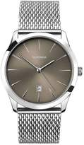 Sekonda Men's Stainless Steel Mesh Bracelet Watch