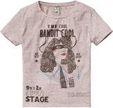Scotch & Soda Printed Rocker T-Shirt