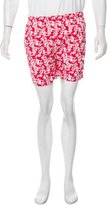 Richard James Floral Print Swim Shorts w/ Tags