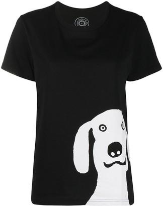 10 Corso Como graphic-print T-shirt