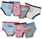 Firetruck days-of-the-week underwear (7-pack)