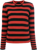 Etro striped jumper - women - Viscose/Cashmere/Wool - 40