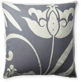 Serena & Lily Everly Embroidered Pillow Cover