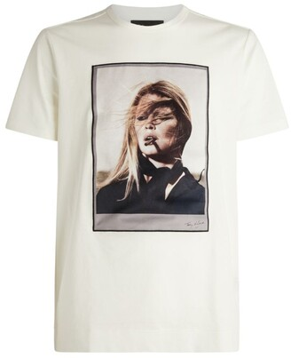 Limitato + Terry O'Neill Brigitte Bardot T-Shirt