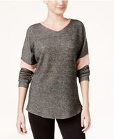 Jessica Simpson The Warm Up Juniors' Varsity Sweatshirt