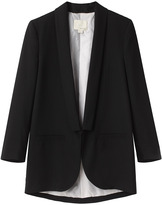 Girl by Band of Outsiders / stitch lapel blazer