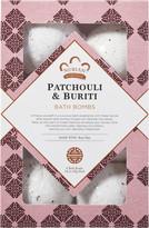Nubian Heritage Patchouli & Buriti Bath Bomb