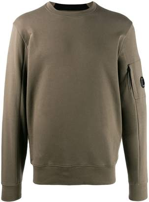 C.P. Company Diagonal raise fleece sweatshirt