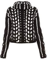Altuzarra Caravan roll-neck wool and mohair-blend sweater