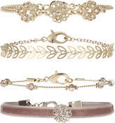 Accessorize Arabella Friendship Bracelet Pack