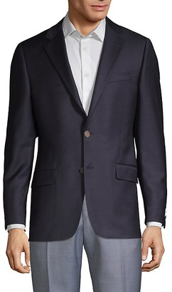 Hickey Freeman Milburn II Wool Suit Jacket