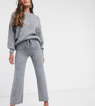 ASOS DESIGN Petite knitted trouser