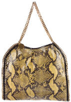 Stella McCartney Small Embossed Falabella Tote