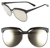 MCM Women's 58Mm Sunglasses - Shiny Black